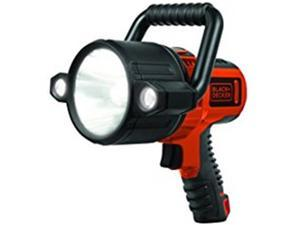 Black & Decker SLV2B 10W LED Lithium-Ion Rechargeable Spotlight