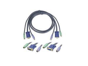 Aten Technologies KVM PS2 Cable Low Loss 6ft 2L-1001P