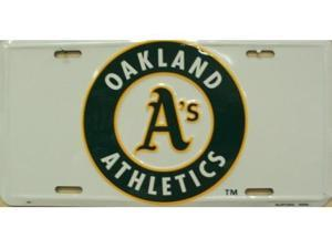 Oakland A's License Plate Frame MLB