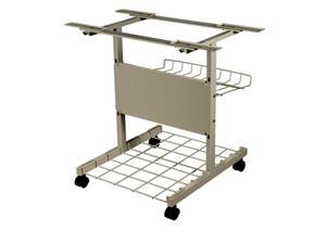 Balt Jpm  Adjustable Printer Stand (Gray)