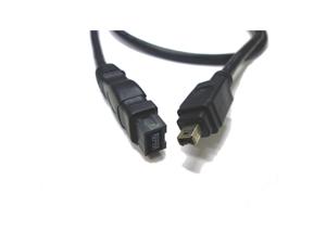 IEEE 1394 FireWire 4 pin to 4 pin - 6 feet