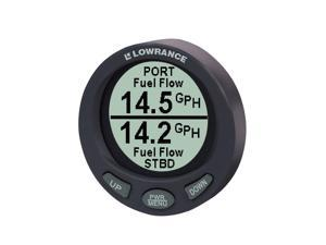 Lowrance LMF-200 Compact Multi - Function Gauge without Sensor