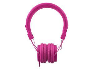 ECO-V20 Stereo Headset-Rose Pink