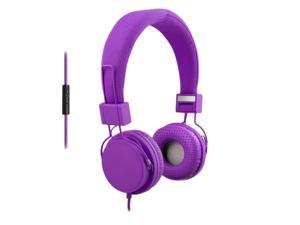 ECO-V20 Stereo Headset-Purple