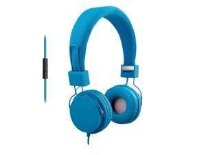 ECO-V20 Stereo Headset-Blue