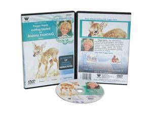 Weber Harris Dvd Getting Started In Animal Oil Painting - Fawn 1 Hour