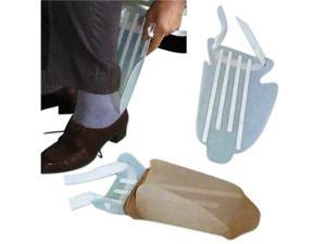 Rounded Edge Universal Stocking and Sock Aid