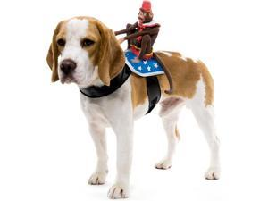 Monkey Dog Rider Pet Costume