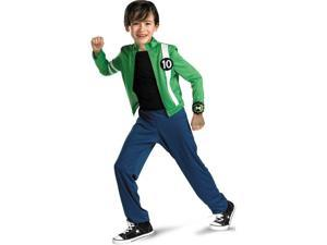 Boys Ben 10 Alien Force Costume