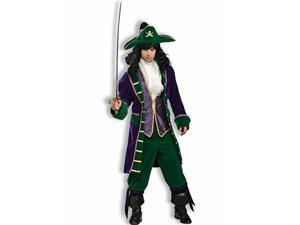 Mardi Gras Buccaneer Designer Collection Adult Costume