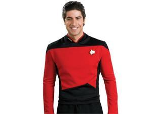 Star Trek Next Generation - Red Shirt Deluxe Adult Costume