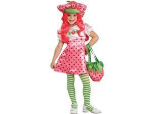 Girl's Strawberry Shortcake Child Costume