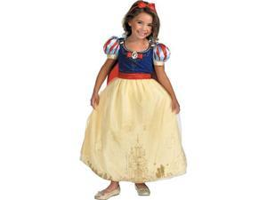 Girls Prestige Snow White Costume