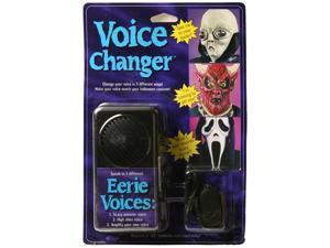 Three-Setting Voice Changer