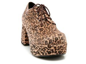 Leopard Print Pimp Adult Shoes