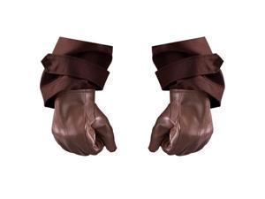 Adult Rorschach Gloves