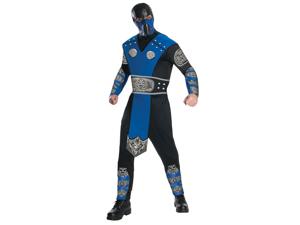 Mortal Kombat Sub-Zero Adult Costume