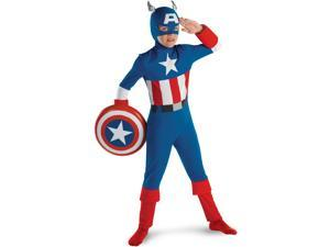 Captain America Classic Child Costume