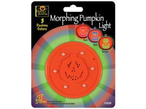 Morphing Pumpkin Light