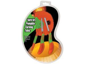 Deluxe Sure Grip Pumpkin Carving Set