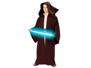 Super Deluxe Child Jedi Robe Costume - Star Wars Costumes