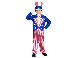 Kids Uncle Sam Costume - Patriotic Uncle Sam Costumes