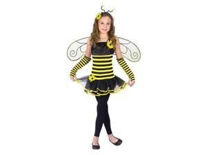 Girls Honey Bee Costume - Bumble Bee Costumes