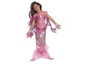 Girls Pink Mermaid Costume - Mermaid Costumes