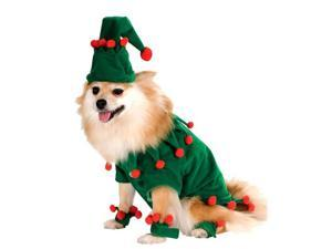 Elf Dog Costume - Dog Costumes