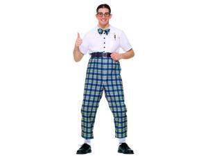 Adult Nerd Costume - Fifties Costumes