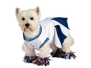 A011 1 20110815 6874404 Cheerleader Dog Costume   Dog Costumes   Sexy Cheerleader Dog Costume   Dog ...