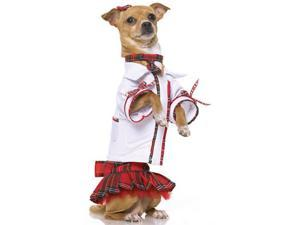 Prep School Pup Dog Costume - School Girl Costumes