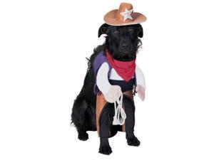 Sheriff Dog Costume - Dog Costumes