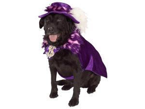 Big Daddy Pimp Dog Costume - Dog Costumes