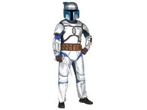 Kids Super Deluxe Jango Fett Costume - Authentic Star Wars Costumes