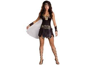 Sexy Warrior Queen Costume - Roman and Greek Costumes