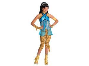Girls Cleo De Nile Costume - Monster High Costumes