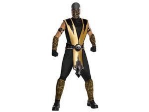 Mortal Kombat Scorpion Costume - Mortal Kombat Video Game Costumes