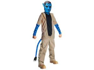 Boys Jake Sully Costume - Kids Avatar Costumes