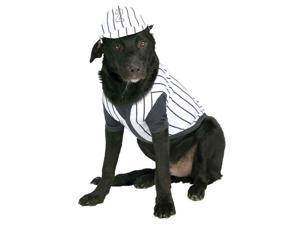 Baseball Player Dog Costume - Dog Costumes