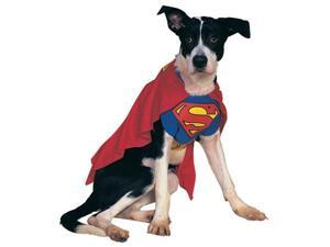 Superman Dog Costume - Dog Costumes