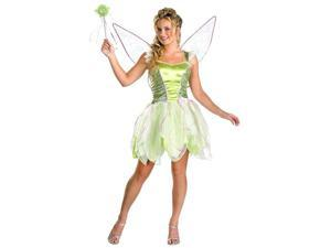 Deluxe Adult Tinker Bell Costume - Disney Costumes
