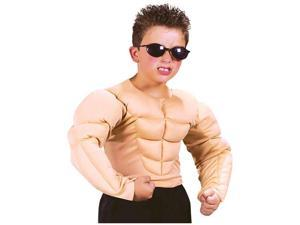 Kids Muscle Shirt Costume - Costumes for Boys