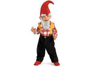 Toddler Garden Gnome Costume - Toddler Halloween Costumes