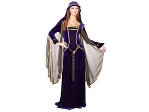 Deluxe Renaissance Queen Costume - Medieval or Renaissance Costumes