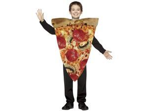 Pizza Slice Costume - Funny Food Costumes
