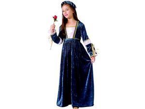 Girls Juliet Renaissance Costume - Renaissance Costumes