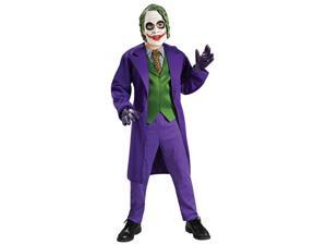 Deluxe Kids The Joker Costume - Batman Dark Knight Costumes