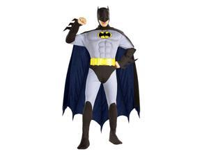 Adult Muscle Chest The Batman Costume - Batman Costumes