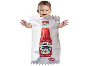 Baby Heinz Ketchup Packet Costume - Funny Halloween Costumes